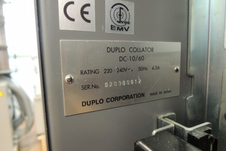 Duplo DC – 10/60