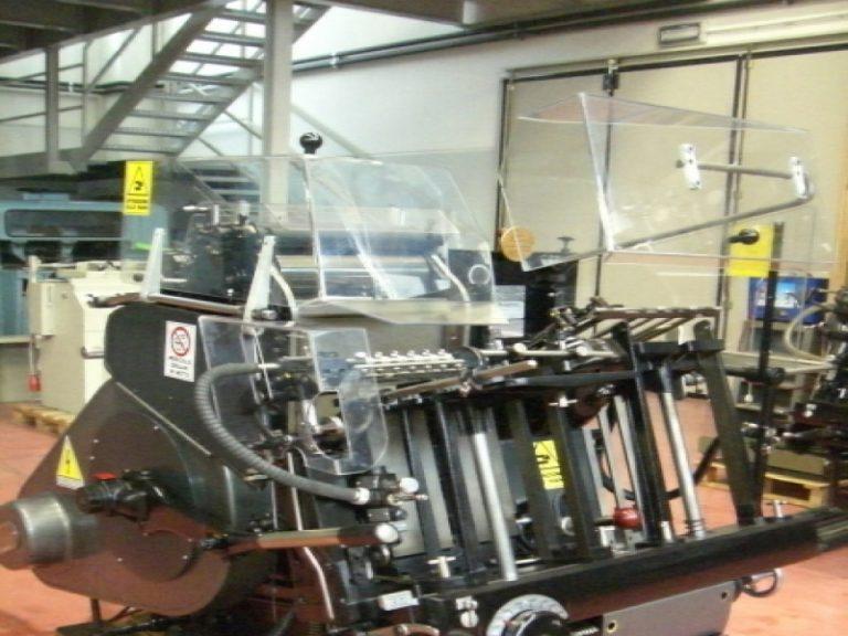 Installazione fustellatrici