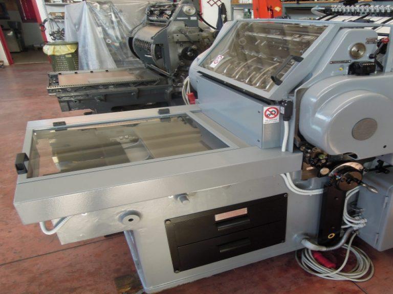 Installazione macchine tipografiche