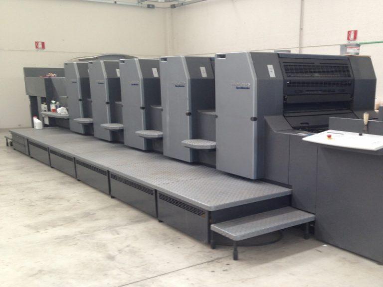 Manutenzione macchine offset