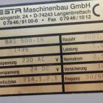 Desta BAS 500-16 - img-1502456126