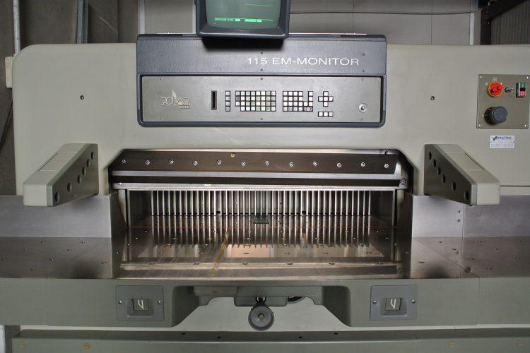 Polar 115 EM-MON