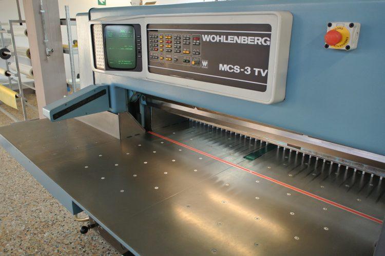 Wohlenberg 137 MCS-3 TV