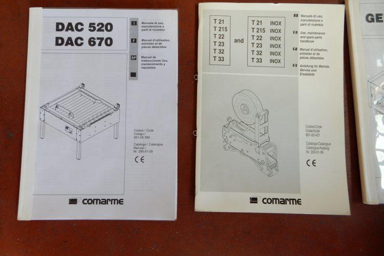Comarme GEM XF520