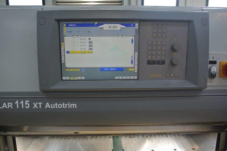 Polar 115 XT-Autotrim
