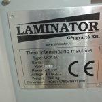 Laminator MCA-50 - dsc_0698