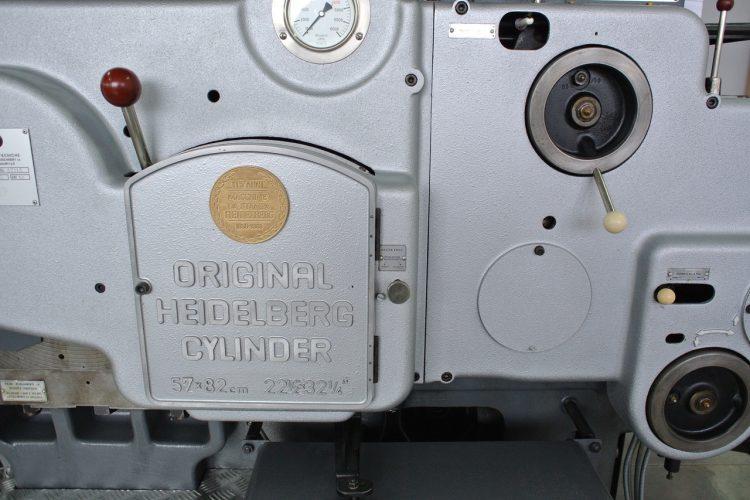 Heidelberg SBB 57×82