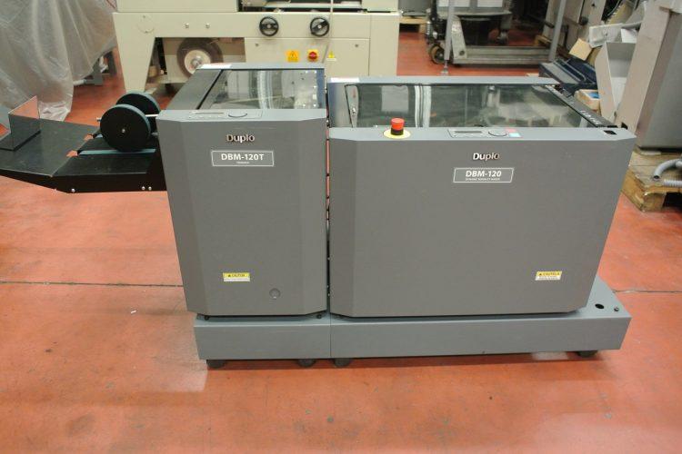 Duplo DBM 120 + DBM 120T
