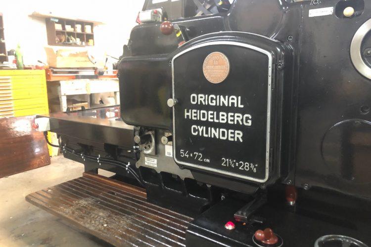 Heidelberg OHZ 54×72